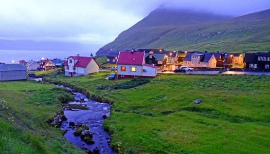 4 Days in The Faroe Islands / Part 1